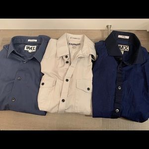 3 Express Men Shirts